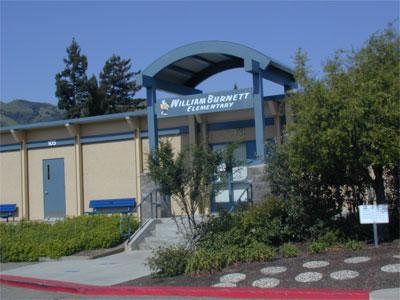 Burnett Elementary School, Milpitas, CA
